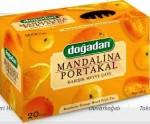 Чай Dogadan апельсин/мандарин