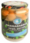 Оливки надрезанные Kırma zeytin