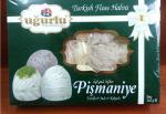 Пишмание с какао и фисташками 140 грамм (Pişmaniye)