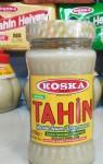 Тахина KOSKA 300 г (кунжутная паста) СТЕКЛО