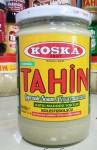 Тахина KOSKA 600 г (кунжутная паста) СТЕКЛО